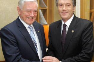 Україна та Литва домовились про партнерство до 2010 року (відео)