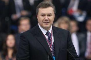 Янукович обіцяє вивести людей на вулиці