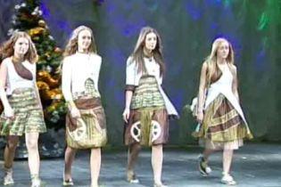 У Києві відбувся перший конкурс дитячої моди