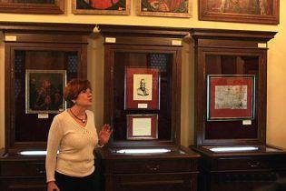 Перший в Україні музей пошти відкрили у Львові