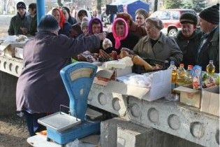 Через епідемію грипу закрито найбільший ринок на заході України