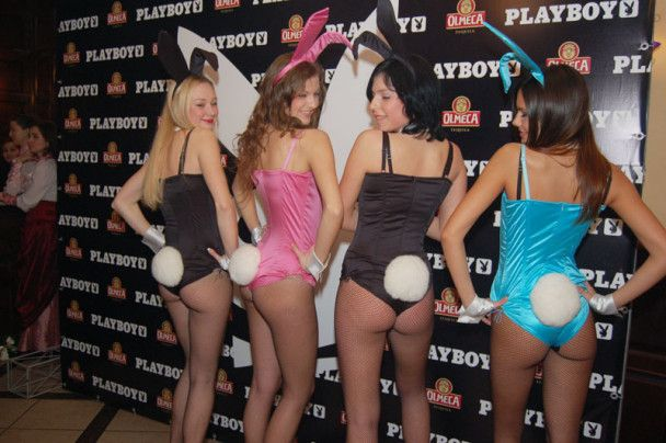 У США відбудеться виставка, присвячена зайцеві Playboy