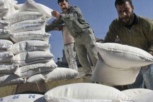 Ізраїль пропустив до сектора Газа гуманітарну допомогу