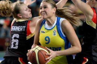 Горбунова наблизила збірну України до Євробаскету