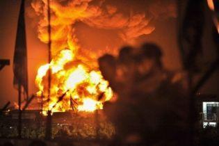 2,5 мільйони літрів бензину вигоріло під час пожежі в Індонезії
