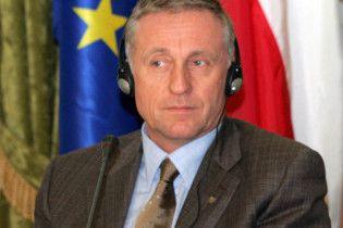 Ющенко підтримав відправленого у відставку чеського прем'єра