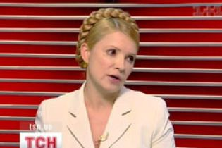 Тимошенко: В України сильна економіка, дефолт нам не загрожує