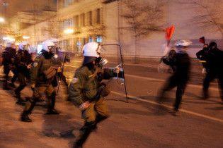 У Афінах поліція застосувала сльозогінний газ проти мусульман