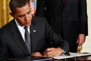 Названа дата першого закордонного візиту Обами