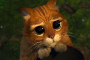 """DreamWorks зніматиме """"Кота у Чоботях"""""""