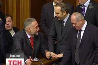 Депутати вирішили не працювати так, як хоче Ющенко
