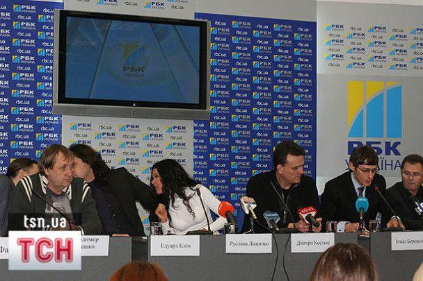 Руслана створила коаліцію артистів і продюсерів
