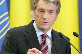 Ющенко поскаржився британському каналу на Тимошенко