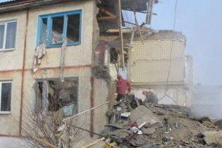 У Луганській області вибухнув житловий будинок