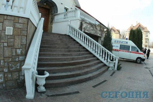Екскурсія будинком Черновецького. ФОТО