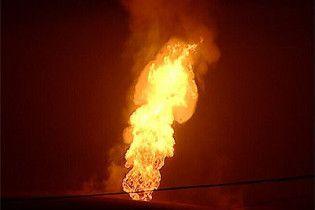 У Молдові вибухнув газогін