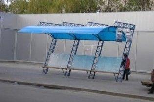На Херсонщині двох жінок придавило автобусною зупинкою