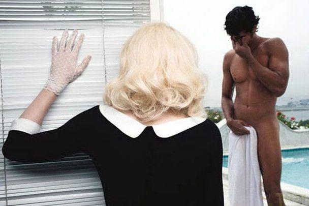 22-річний Ісус зраджує Мадонні