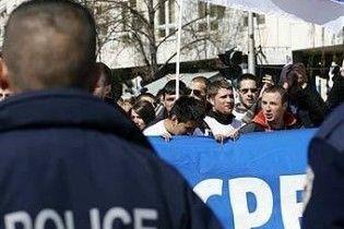 У Косові відбулися зіткнення на етнічному ґрунті