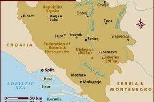 Україна пропонує Боснії і Герцеговині безвізовий режим