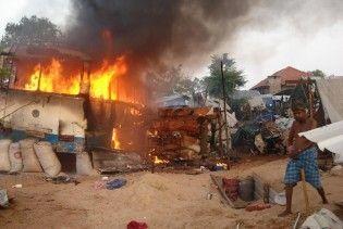 Міна влучила у лікарню в Шрі-Ланці: 50 загиблих