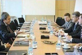 Ющенко: рішення УЄФА щодо Євро-2012 є справедливим