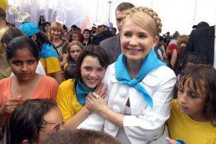 Тимошенко порадила дітям вірити у казки