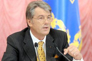 Ющенко чекає на коаліцію БЮТ і Партії регіонів вже завтра
