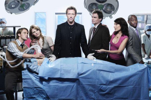 """Від """"Доктора Хауса"""" піде лікарка Камерон"""