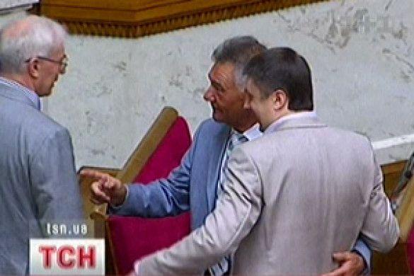 Тимошенко о кризисе