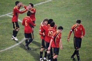 Збірна Іспанії з футболу встановила світовий рекорд