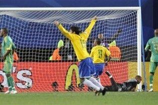 Бразилія вийшла в фінал Кубка Конфедерацій