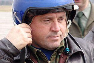 """Загиблий командир """"Російських витязів"""" перед авіакатастрофою написав рапорт на звільнення"""