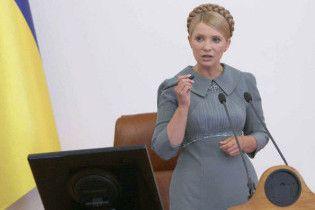 Тимошенко: після виборів долар впаде до 6,5 грн