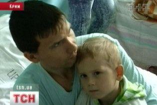 Шестеро дошкільнят, які раніше отруїлися в Джанкої, знову в лікарні