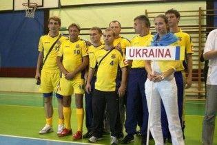 Україна розгромила Угорщину на чемпіонаті світу серед бомжів