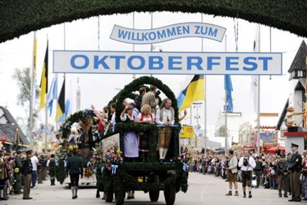 """В Німеччині стартував """"Октоберфест"""""""