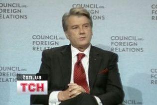 Ющенко: Україна повинна оперативно реагувати на факти подвійного громадянства у Криму