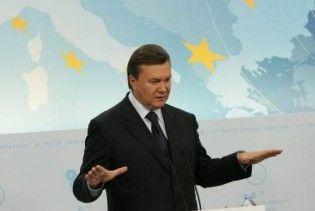Януковичу не подобаються запропоновані ЄС умови торгівлі