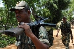 Індійські маоїсти вбили 16 селян, щоб забрати їхні землі