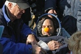 Експедиція МКС з космічним туристом успішно повернулася на Землю