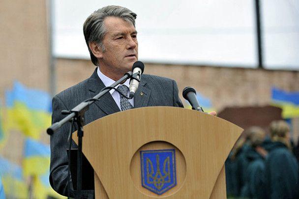 Ющенко обіцяє виховувати нові покоління на прикладі вояків УПА
