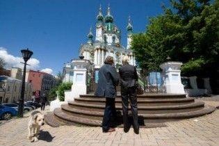 Андріївську церкву в Києві закрили