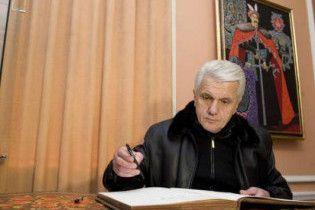Литвин запропонував кандидатам у президенти диктант з української мови