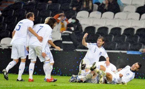 Україна - Греція - 0:1. До зустрічі на Євро-2012