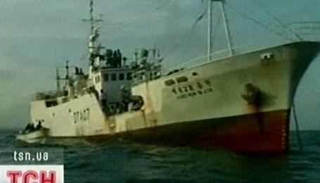 Піратська історія чи дипломатичний скандал