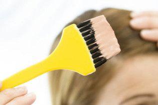 Білявку вбила фарба для волосся