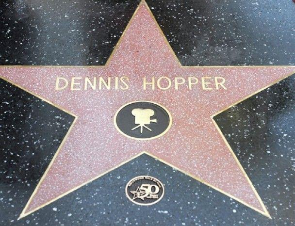 Попрощатись із Деннісом Хоппером прийшов Джек Ніколсон