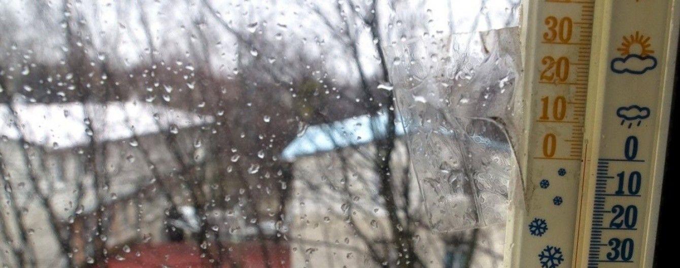 Погода на Великдень: в більшості регіонів України буде прохолодно та дощитиме