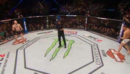 UFC. Нейт Діас - Конор Макгрегор. Відео бою